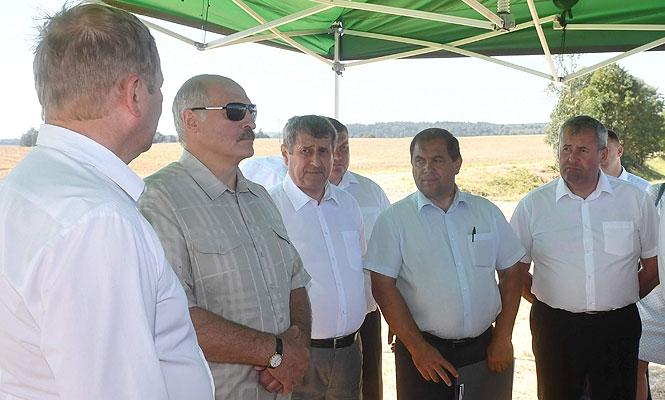 «Не для показа на экспорт, а для себя». Президент объяснил, каким видит «эталонный» регион Орша-Барань-Болбасово