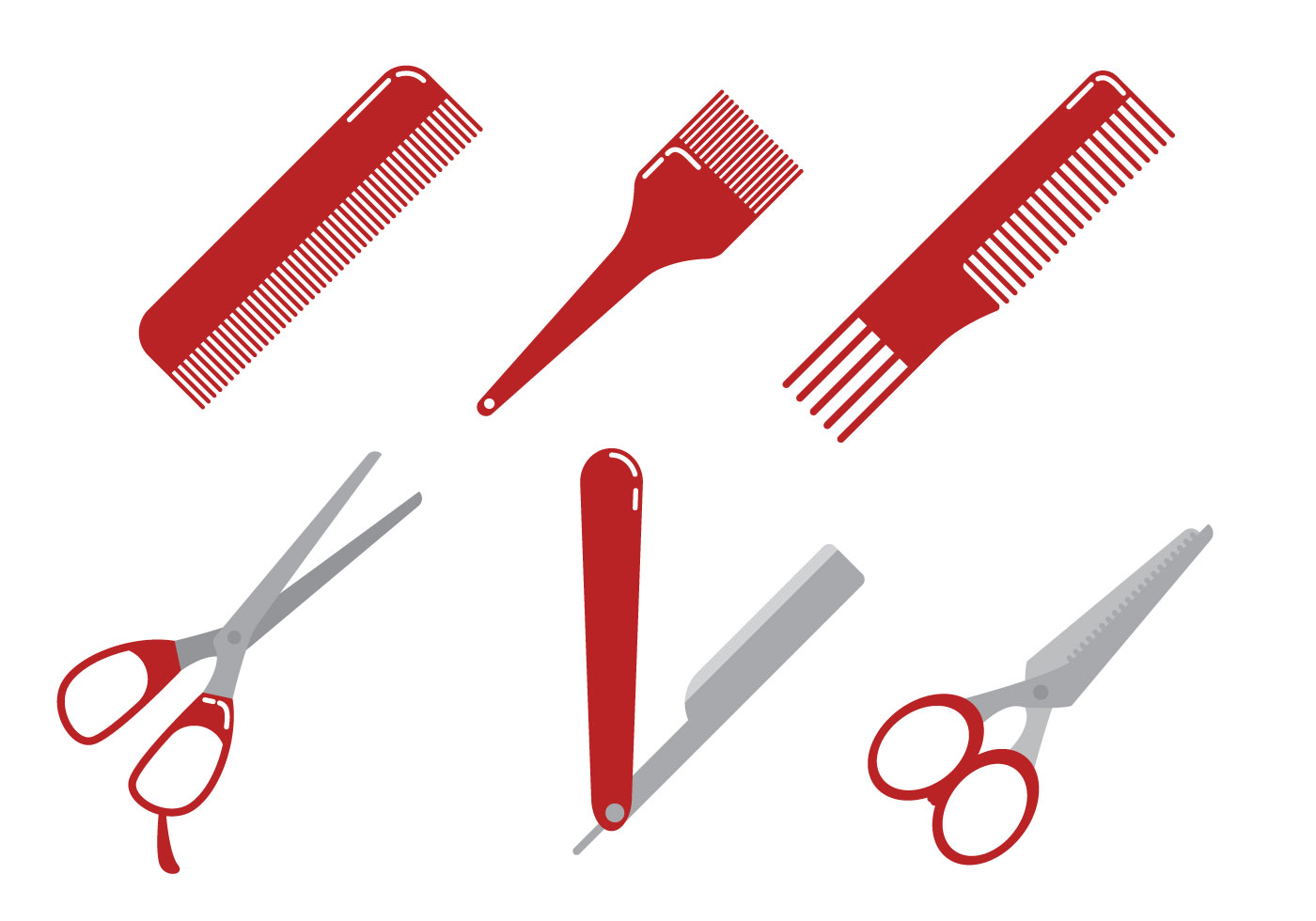 barber-tools-vector